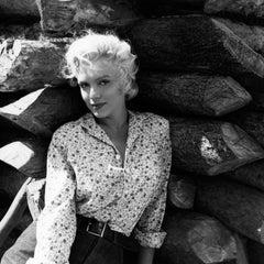 "Marilyn Monroe ""River of No Return"" Globe Photos Fine Art Print"