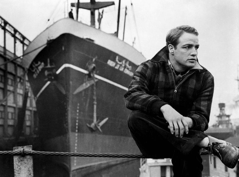 Image result for marlon brando on the waterfront