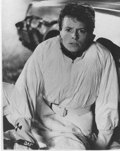 Michael J. Fox - Back to the Future - Original Vintage Photograph - 1985