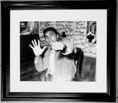 Muhamad Ali, TROWBRIDGE Archive Black and White