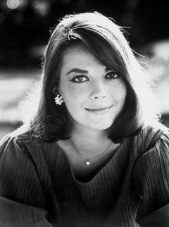 """Natalie Wood """"This Property is Condemned"""" Globe Photos Fine Art Print"""