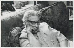 On the sofa with Agatha Christie