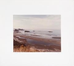 """Oregon Coast"" 1984 - Landscape Photograph"