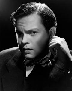 Orson Welles Dramatic Portrait II Globe Photos Fine Art Print