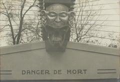 Paris, 1925 Decorative Art Exhibition - Silver Gelatin Black & White Photograph