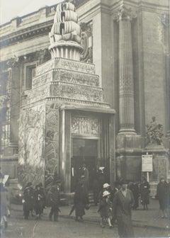Paris, Decorative Art Exhibition 1925  - Silver Gelatin B & W Photograph