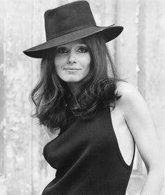 Paula Prentiss in Hat Vintage Original Photograph