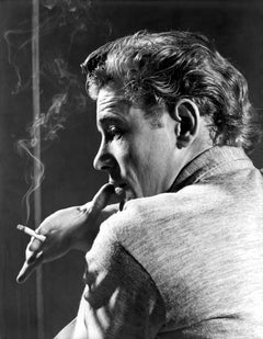 Peter O'Toole Smoking Fine Art Print