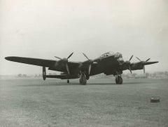 RAF Lancaster Bomber photograph for Flight Magazine Ref no 18300S World War II