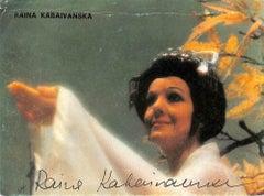 Rajna Kabaivanska Original Photograph - 1970s