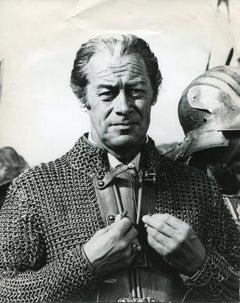 Rex Harrison - Original Vintage Photograph - 1965