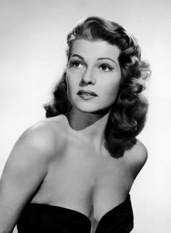 "Rita Hayworth ""Affair in Trinidad"" Globe Photos Fine Art Print"