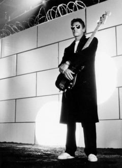 """Roger Waters - Pink Floyd - Live """"The Wall"""" Vintage Photo 1980s"""