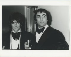 Rolling Stones Keith Moon & Ron Wood 1960's