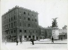 Rome Disappeared - Palazzo Desideri - Vintage Photo - 1931