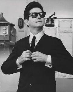 Roy Orbison in Sunglasses Globe Photos Fine Art Print