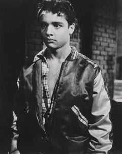 Sal Mineo in Rebel Without a Cause Fine Art Print