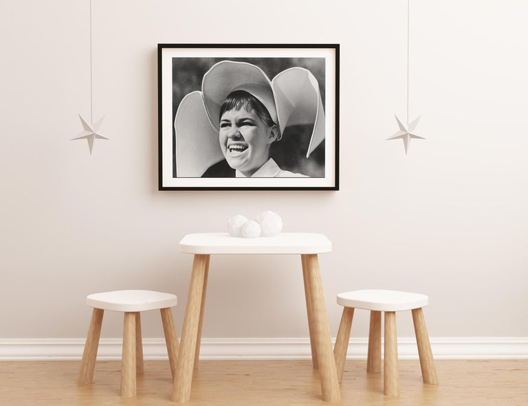 Sally Field: The Flying Nun Fine Art Print For Sale 2