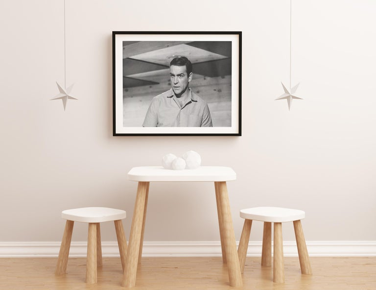 Sean Connery: 007 Fine Art Print For Sale 2