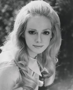 Sondra Locke Outdoors Globe Photos Fine Art Print