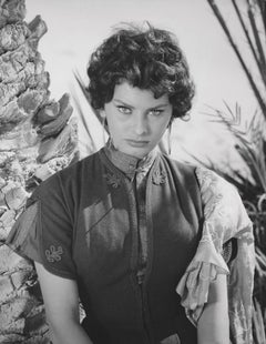 Sophia Loren: Those Eyes Fine Art Print