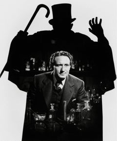 "Spencer Tracy ""Dr. Jeckyll and Mr. Hyde"" Globe Photos Fine Art Print"