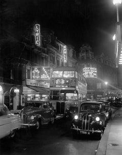 Street Night (1954) - Silver Gelatin Fibre Print