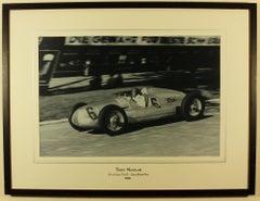 Tazio Nuvolari Auto Union D Type Swiss Grand Prix 1938