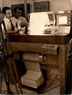 Technology in Progress - Original Photos - 1980's