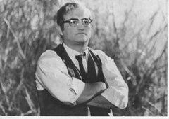 The American Actor John Belushi - Original Vintage Photograph - 1975 ca.