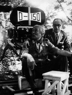 The American Director John Huston - Vintage Photograph - 1970s