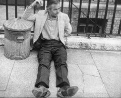 The British Actor James Mason - Original Vintage Photograph - 1964