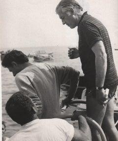 The British Actor Stewart Granger - Vintage Photograph - 1961