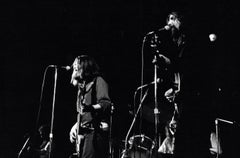 The Byrds Performing on Stage Vintage Original Photograph