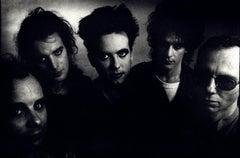 The Cure Group Portrait II Vintage Original Photograph