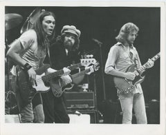 The Eagles Performing with Bob Seger 1980's
