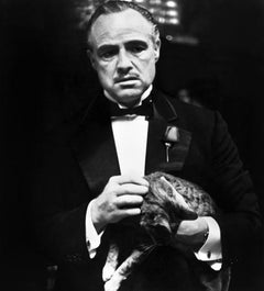 'The Godfather' Marlon Brando - Limited Edition Silver Gelatine Print