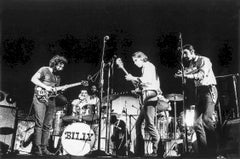 The Grateful Dead at Woodstock Fine Art Print