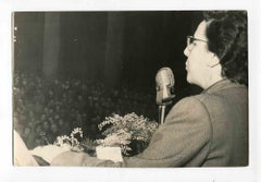 The Speech - Avanti Vintage Photograph - 1960s