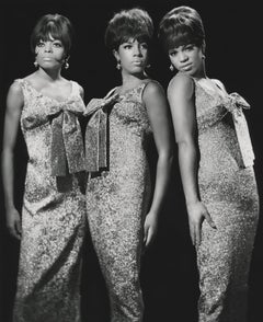 The Supremes in Sequins Fine Art Print