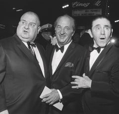 The Three Stooges Candid Fine Art Print