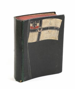 Travel Album From the Prussian Battleship - 1909/1911
