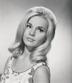 Tuesday Weld Classical Studio Portrait Globe Photos Fine Art Print