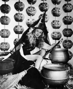 "Veronica Lake ""I Married a Witch"" Globe Photos Fine Art Print"
