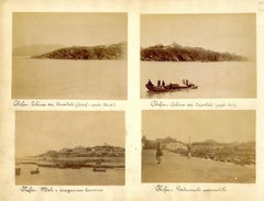 Views of Chefoo - Ancient Albumen Print 1880/1900