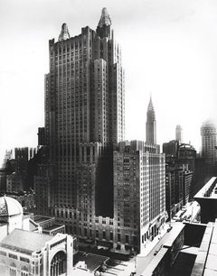 Vintage Waldorf Astoria Hotel Fine Art Print