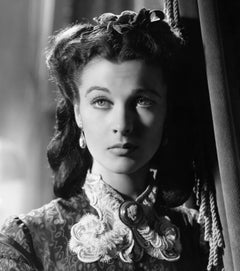 "Vivien Leigh ""Gone with the Wind"" Globe Photos Fine Art Print"