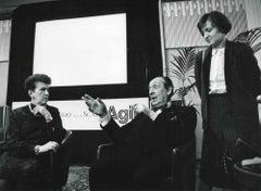 Vladimir Horowitz - B/W Photograph - 1985