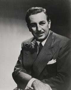 Walt Disney Classic Portrait Fine Art Print