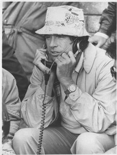 Warren Beatty - Original Vintage Photograph - 1980s